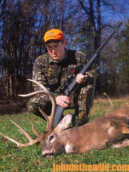 16 Food and Deer Locations When Hunting Pressure's High and the Food's Gone