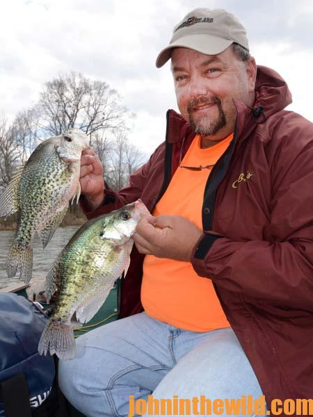 01 Why David Spain Starts Crappie Fishing the First of February