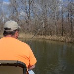 Fishing Rising and Falling Water for Crappie with David Spain