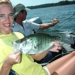 Why David Spain Starts Crappie Fishing the First of February