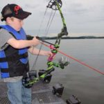 Mark Land Loves To Shoot Carp Tournaments with His Bow