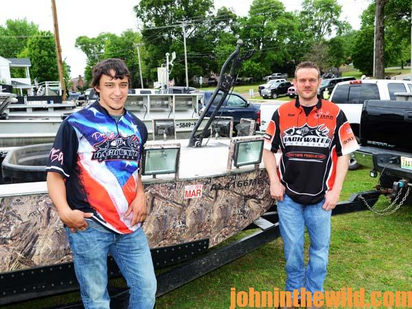 07 Jon Justice on Bowfishing and Shooting Flying Fish