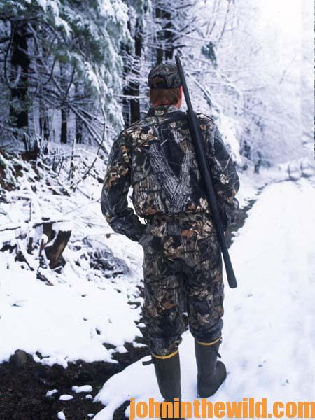 09 How Cold Weather and No Cover Means Tough Early Season Northern Turkey Hunting