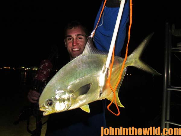 10 Near Shore and Inshore Bowfishing with Dustin Mizell for Game Fish, Sharks, Sting Rays and Remoras