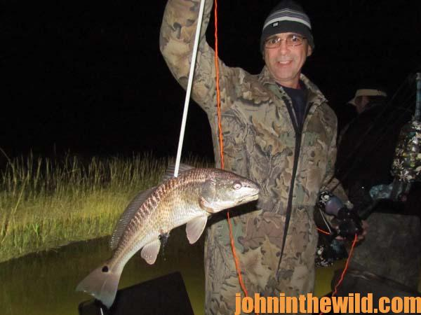 11 Near Shore and Inshore Bowfishing with Dustin Mizell for Game Fish, Sharks, Sting Rays and Remoras