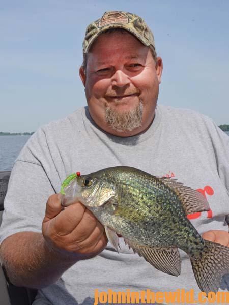 01 Duck Hunting for Summertime Crappie