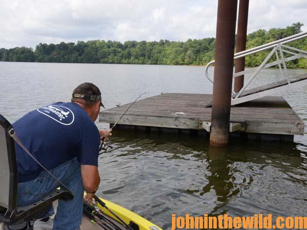 08 Shooting Docks for Crappie During the Summer