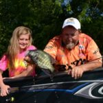 Catching Summertime Crappie after the Spawn