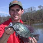 Don't Be Intimidated by River Fishing for Crappie