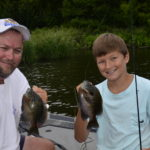 Bluegill Beds – They're Everywhere They're Everywhere