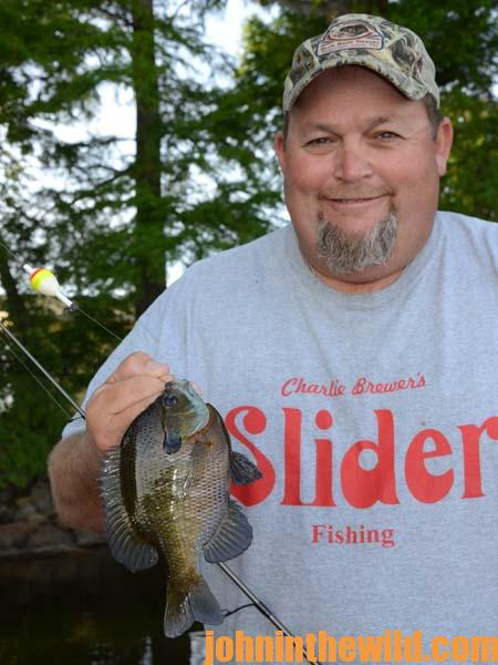 20 Boat Ramp Bluegills with Billy Blakely