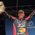 Competing in a Bass Tournament with 60-80 of Your Closest Friends and Many Spectators with Kevin VanDam