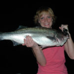Understand How to Use the Bait Snake Lights to Catch Stripers