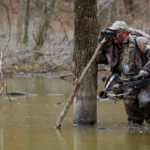 What's Jacob Lamar's Iron Man Tactic for Hunting Deer?