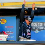 Dustin Connell Couldn't Believe He Won the 2017 Ross Barnett Bassmaster Tournament