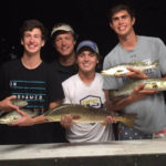 What Are Tips for a Great Nighttime Fishing Trip for Redfish and Speckled Trout