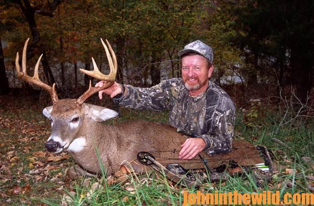 14f089049948b Watch the Pea Patches and Hunt Water in Warm Weather for Deer | John ...