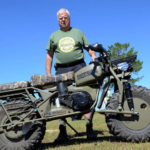 Outdoor Fun and Function All in One Rokon Motorcycle