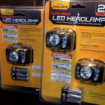 New Outdoor Products in Lights and Others