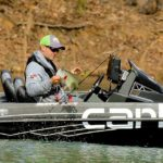 Matt Lee Caught Both Spotted and Largemouth Bass in the 2018 Bassmaster Classic
