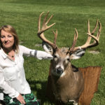 Fabiola Gerken Takes a 195 7/8 Ohio Buck Deer