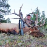 Hearing about the Biggest Bull Elk and the Strangest Elk Hunt Ever