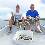 Searching for White Trout, Black Drum and Redfish