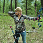 Wendy Lacoss-Drake's First Bull Elk with a Bow