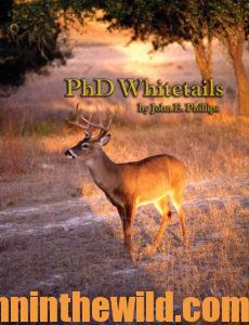 Cover: PHD Whitetails