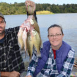 Identify Some of the Best Areas on Aliceville Lake to Crappie Fish