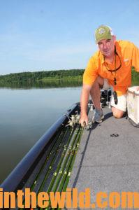 What about Jonathan Phillips' Crappie Fishing Equipment | John In