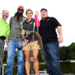 How Much Mark Land Enjoys Bowfishing Tournaments
