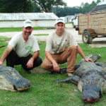 How Mark Land Bowfished and Took a Huge Alligator