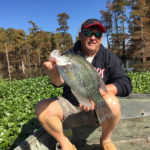 What Line and Pole Does Whitey Outlaw Fish with For Crappie