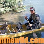How to Hunt Swamp Deer Day 5: Learning Why and How to Hunt Deer on Waterways from a Canoe