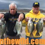 How to Find and Catch Prespawn Crappie Day 2: Fishing Non-Grass Lakes in the Prespawn