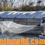 Use Cast Nets to Catch Bait and Fish for Fun and Money Day 5: The Cast Net Is the Ultimate Survival Tool for Freshwater and Saltwater Fishing