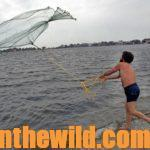 Use Cast Nets to Catch Bait and Fish for Fun and Money Day 3: The Cost of Cast Nets and Smoking the Mullet You Catch