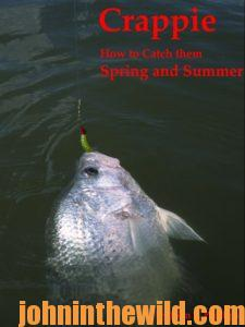 Cover: Crappie-How to Catch Them in the Spring and Summer