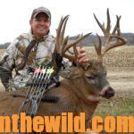 Luke Brewster – Took the World's Record Deer and Others Who Have Bagged Big Deer Day 4: The Hunt for the Megatron Deer with Jody Franken