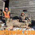 Brenda Valentine Hunts Mule Deer Day 3: Brenda Valentine Takes a Mule Deer with Her Muzzleloader