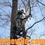 TROPHY DEER HUNTING WITH BUCKY HAUSER DAY 2: MORE ON BUCKY HAUSER'S HUNT FOR HIS BIG BUCK