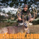 Five Deer Hunters Tell How Their Dreams Came True Day 1: Corey Bacon Takes a Monster 8 Point Buck Deer Named Stickers