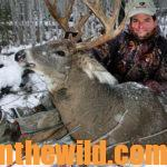 TROPHY DEER HUNTING WITH BUCKY HAUSER DAY 3: BUCKY HAUSER HUNTS CANADA