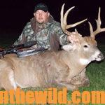 TROPHY DEER HUNTING WITH BUCKY HAUSER DAY 1: BUCKY HAUSER HUNTS A BIG BUCK
