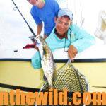 Catching Speckled Trout, Redfish and Tripletails on the Upper Gulf Coast Day 2: The Best Bait to Catch Inshore Fish Now on Mississippi's Gulf Coast