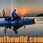 Kayak Bass Fishing and Helping Cure TPI Day 5: Learning How Joe McElroy Fishes for Kayak Bass
