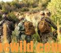 A group of hunters in the field